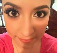 Want lashes like this? www.bombshellcosmetics.net ask me how & get yours by the weekend!