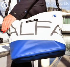 Voyager Collection Alpha Tote. St Malo, France