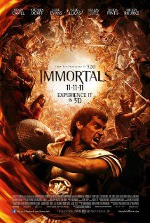 Theseus is a mortal man chosen by Zeus to lead the fight against the ruthless King Hyperion, who is on a rampage across Greece to obtain a weapon that can destroy humanity. -- the effects are amazing!!!