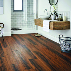Good red vinyl flooring bathroom to refresh your home