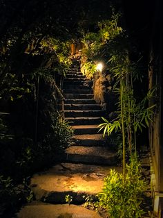 Night time & feng shui / Stairs @ Tokyo, JP | by Yannis Raf
