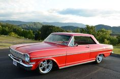 1963 Chevy II Nova SS Maintenance/restoration of old/vintage vehicles: the material for new cogs/casters/gears/pads could be cast polyamide which I (Cast polyamide) can produce. My contact: tatjana.alic@windowslive.com