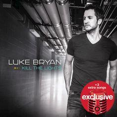 Luke Bryan - Kill the Lights - Target Exclusive