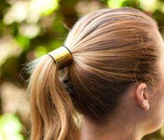 Mars Hair Cuff// instant ellegance:)