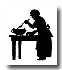 Silhouettes clipart--This  is a MUST LOOK AT SITE!