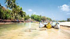 Baga River, Arpora, #Goa