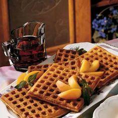 Buttermilk+Waffles