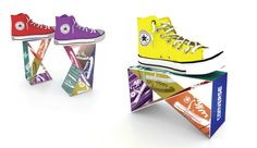 CONVERSE ADD COLORS DISPLAY