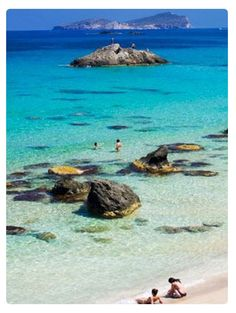 Aguas Blancas beach / #ibizaplayas #aguasblancas #Eivissa