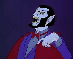 "The Scooby Doo Show, Episode 18 - ""Vampire Bats and Scaredy Cats"" - Gramps the Vamp - Scariest Scooby Villain Ever Scooby Doo Tv Show, Scooby Doo 1969, Scooby Doo Mystery Inc, Scooby Doo Images, Shaggy And Scooby, The Warlocks, Vampire Bat, Saturday Morning Cartoons, Hanna Barbera"
