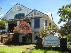 Lahaina, Maui United Methodist Church. We attended Easter Sunday service. It was a wonderful service.