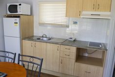Kahlers Oasis Caravan Park Special Needs Unit Kitchen