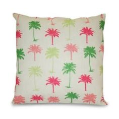 .Florida pillow