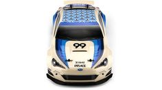 HPI Racing® RS4 Sport 3 Drift Subaru® BRZ 4WD RTR - Front View