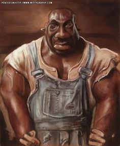 The Green Mile, Michael Clarke Duncan..FOLLOW THIS BOARD FOR GREAT CARICATURES OR ANY OF OUR OTHER CARICATURE BOARDS. WE HAVE A FEW SEPERATED BY THINGS LIKE ACTORS, MUSICIANS, POLITICS. SPORTS AND MORE...CHECK 'EM OUT!!