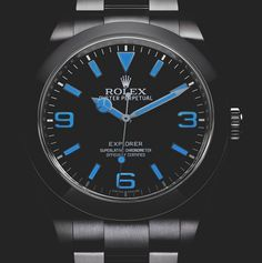 Rolex Oyster Perpetual Explorer Ref. 214270 - Новый сверхточный хронометр Ролекс | Luxurious Watches