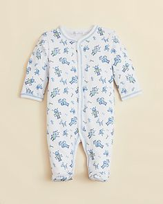 Kissy Kissy - Traffic Jam Print Footie | Kissy Kissy - Traffic Jam ...