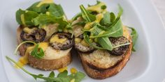 The basic cheese on toast recipe is given a revamp with grilled pear and pickled walnuts in this Nathan Outlaw recipe. Have this as a…
