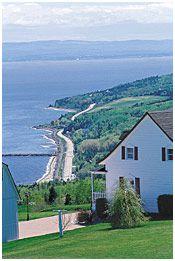 St.-Iréné , Charlevoix, Québec