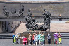 Leningradin sankarillisten puolustajien muistomerkki, Pietari 20.5.2016