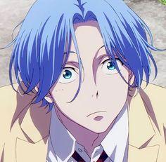 Manga Anime, Anime Ai, Blue Anime, Anime Lindo, Estilo Anime, Cute Anime Guys, Animes Wallpapers, Aesthetic Anime, Manhwa