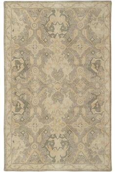 Chatsworth Area Rug - Wool Rugs - Hand-tufted Rugs - Area Rugs - Rugs | HomeDecorators.com