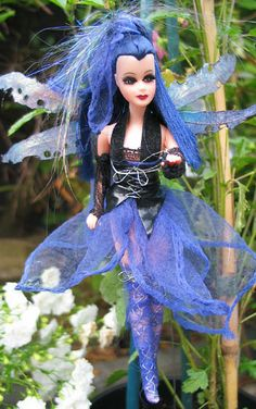 custom dawn doll fairy