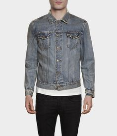 Kiku Denim Jacket