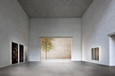 © Reindeer Renderings for David Chipperfield Architects