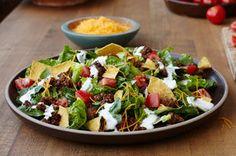 Salade taco piquante