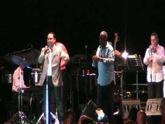 Qué tal constelación: Perico Ortiz, Gilberto, Cheo y el maestro Tito Rodríguez Jr..... válgame!    Tito Rodriguez Jr con Gilberto y Cheo