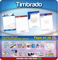Papel timbrado, imã de geladeira, panfletos, cartões...  Para aumentar as suas vendas, Gráfica Mavicle-Promo. #ima