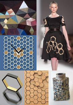 From fashion to home decor, honeycomb is everywhere!