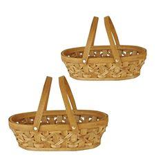 Woodchip Basket