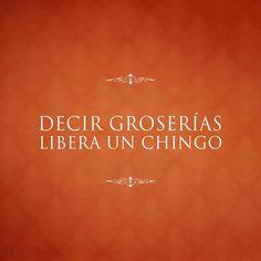 Decir Groserias