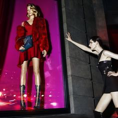 Versace F/W 2014.15 | Stella Tennant e Anna Ewers por Mert & Marcus [Update]
