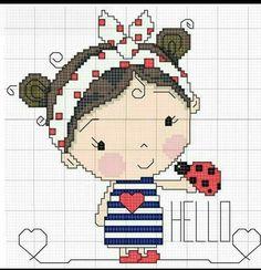 Brilliant Cross Stitch Embroidery Tips Ideas. Mesmerizing Cross Stitch Embroidery Tips Ideas. Mini Cross Stitch, Cross Stitch Cards, Cross Stitch Borders, Cross Stitch Designs, Cross Stitching, Cross Stitch Embroidery, Hand Embroidery, Cross Stitch Patterns, Baby Motiv