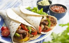 How to make Chicken Fajitas. A classic Mexican dish, these Chicken Fajitas with sauteed onions and capsicums make a hearty and mouthwatering meal. Beef Fajitas, Chicken Fajitas, Shrimp Fajitas, Chicken Fajita Recipe, Chicken Recipes, Oven Cooking, Cooking Recipes, Top Recipes, Cooking Time