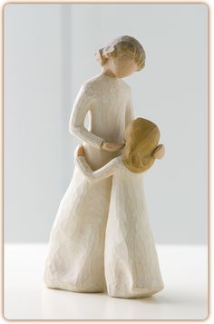 Mother and Daughter :: Item# 26021 :: Celebrating the bond of love between mothers and daughters