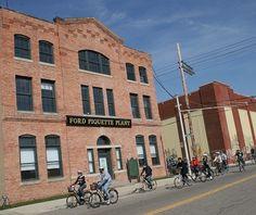Piquette Plant Bike Tour