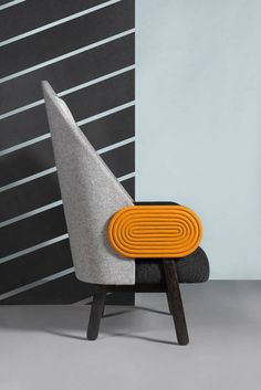 Moon I',an Elegant Contemporary Armchair with a Vintage Twist image 7