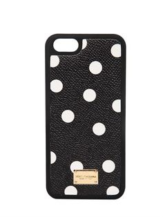 DAUPHINE LEATHER IPHONE 5 CASE