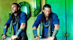 Black Sails - Captain Charles Vane (Zach McGowan)