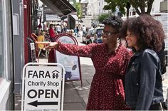 For details of all our shop opening times visit www.faracharityshop.org