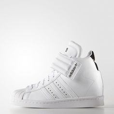 Zapatilla Superstar Up Strap - Blanco adidas | adidas España