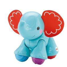 Fisher-Price Elephant Clicker Pal: The elephant has soft ears to touch and feel, and its movable legs and head make fun clicking sounds with every twist and turn! Brinquedos Fisher Price, Fisher Price Baby Toys, Ri Happy, Travel Systems For Baby, Baby Sense, Kids Room Furniture, Play Centre, Baby Play, Toys For Boys