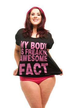 my body is freaking awesome!