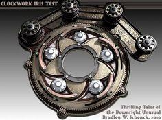 Clockwork Iris Animation Test on Vimeo