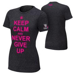 Women's #WWE #CourageConquerCure John Cena T-Shirt