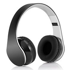 Wireless Bluetooth Foldable Headphones. Would make a good gift for a coworker. | Gifting Guides